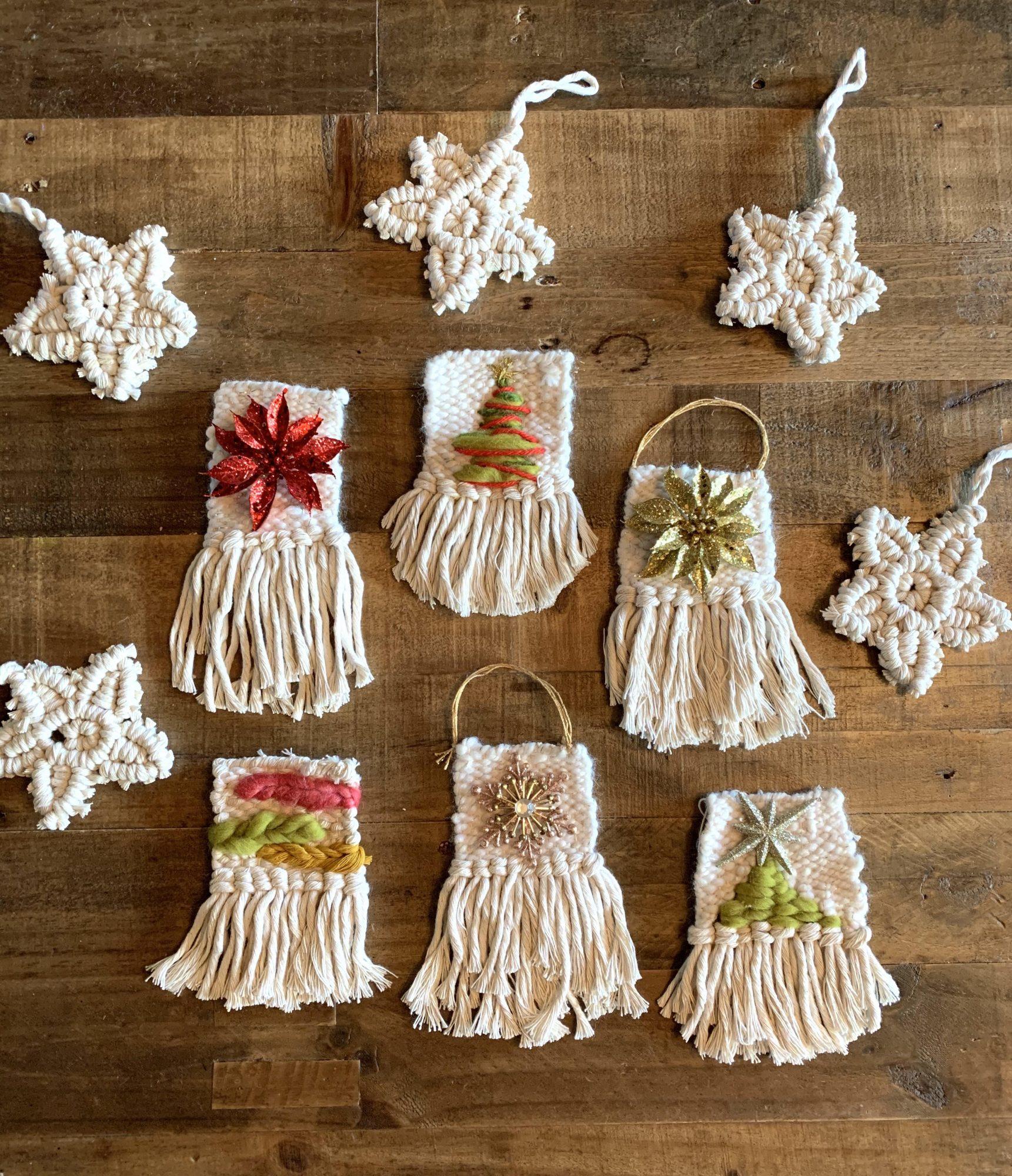 Ornament Weaving